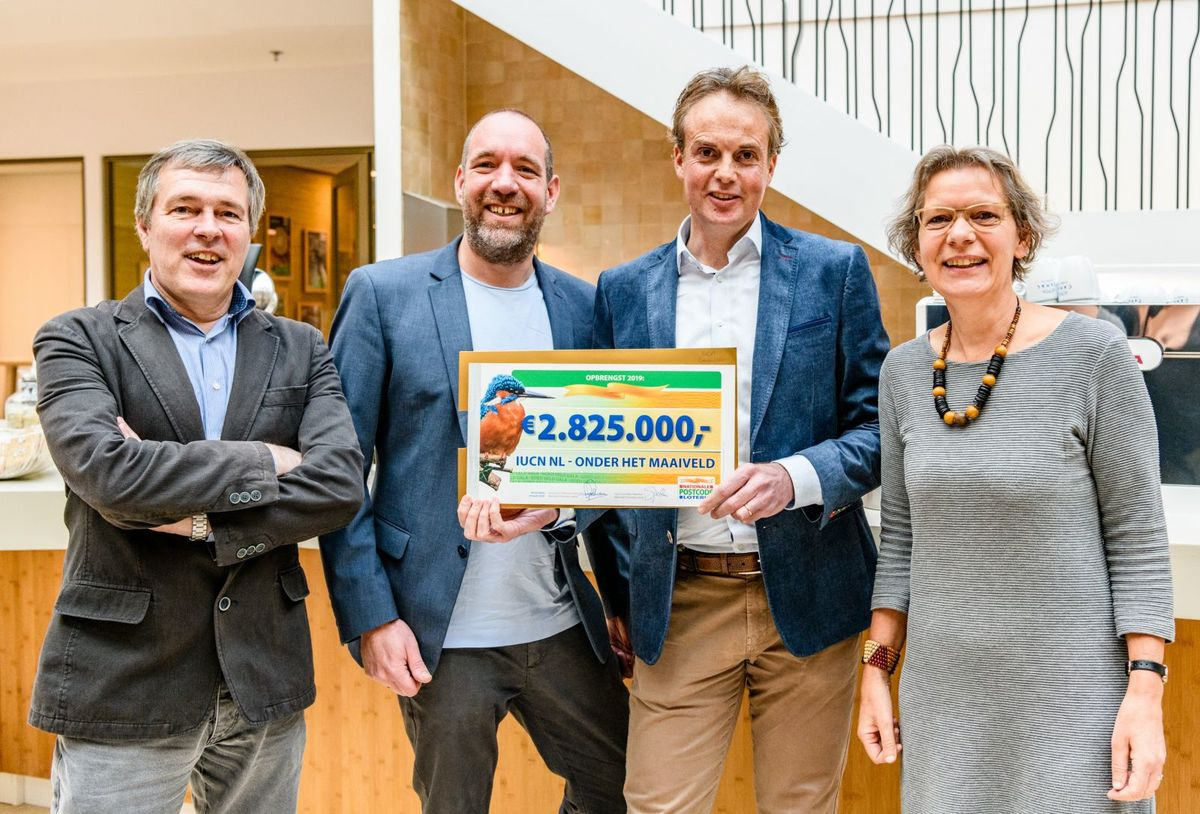 2,8 miljoen van Postcode Loterij om Nederlandse bodem weer gezond te maken